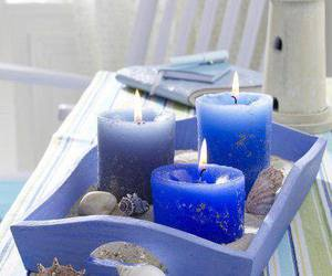 blue, coastal, and white image
