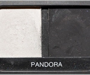 black, eyeshadow, and makeup image