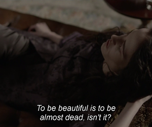 quote, penny dreadful, and eva green image