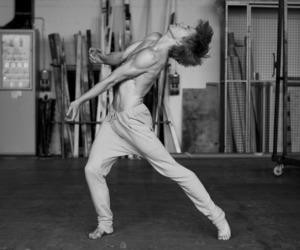 abs, ballerina, and boy image