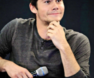 teen wolf, dylan o'brien, and sexy image