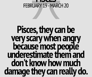 pisces and quote image