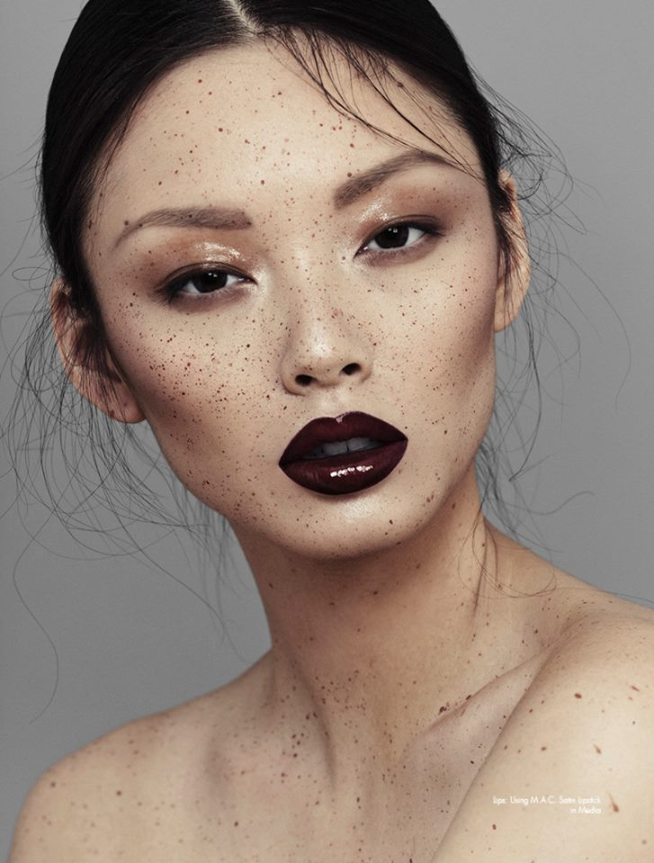 44 Images About Editorial Makeup On We