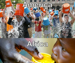 africa, america, and water image
