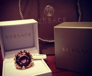 Versace, fashion, and luxury image