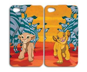 best friends, case, and lion king image
