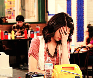 alex russo, selena gomez, and wizards of waverly place image