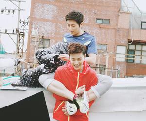 beast, doojoon, and gikwang image