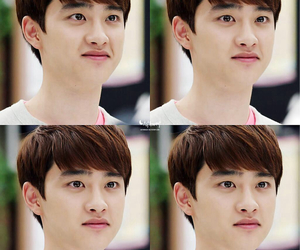 exo, exo-k, and d.o image