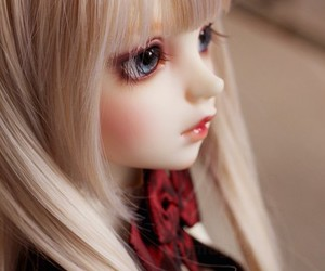 doll and beautiful image