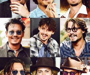 johnny depp and smile image