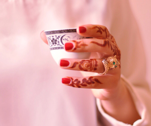 arab, coffee, and ring image