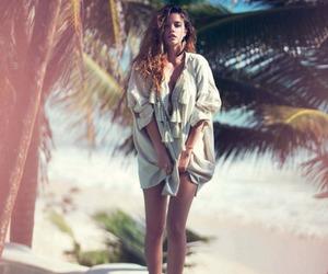barbara palvin, model, and summer image