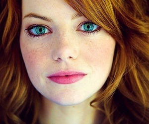 emma stone and eyes image