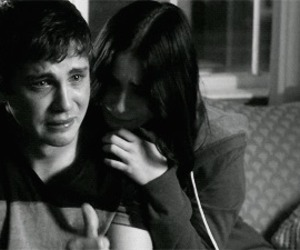 logan lerman, stuck in love, and cry image