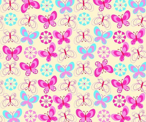 butterflies and patterns image