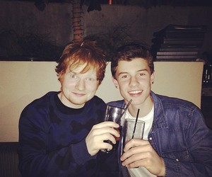 ed sheeran, shawn mendes, and shawn image