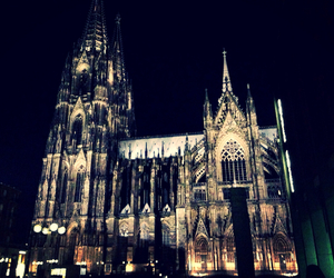 cologne, nice, and night image