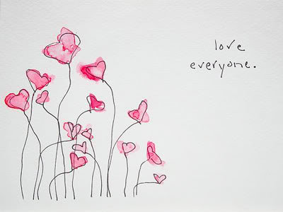 hearts, quotes, and text image