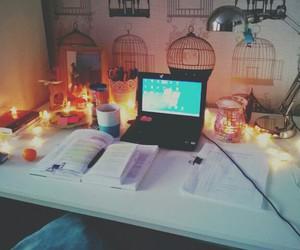 exam, girly, and hard image