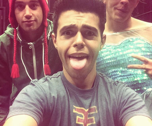 janoskians, luke brooks, and daniel sahyounie image