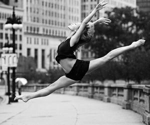 dance, ballet, and dancer image
