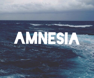sea, amnesia, and 5 seconds of summer image