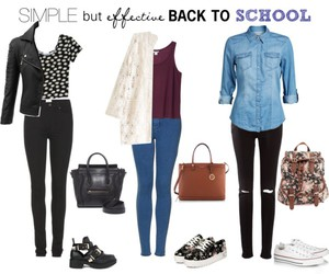 autum, converse, and tank top image