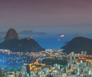 city, brasil, and brazil image