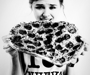 actress, food, and model image