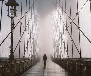 bridge and alone image