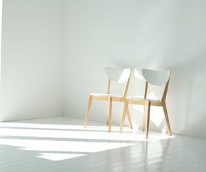 architecture, bright, and chairs image