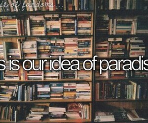book and paradise image