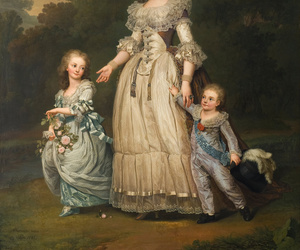 marie antoinette, art, and painting image