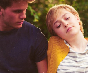 now is good, book, and movie image