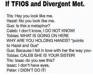 books, john green, and divergent image