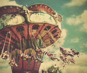 vintage, fun, and summer image