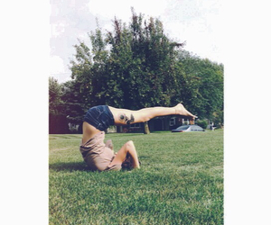 beginner, stretch, and relax image