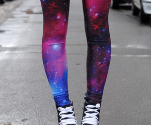 amazing, shoes, and galaxy image