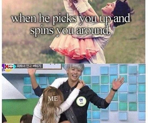 funny, kpop, and n image