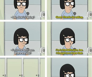 funny and bobs burgers image