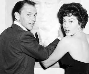 ava gardner, frank sinatra, and marriage image