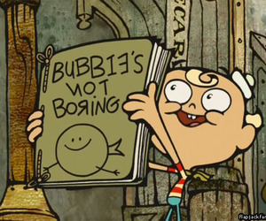 flapjack and bubbie image