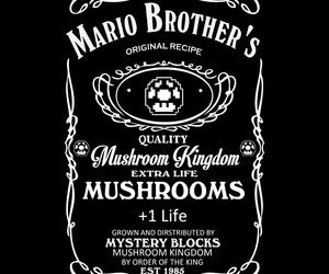 jack daniels and mario bros image