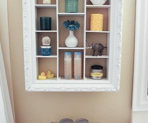 bathroom, diy, and project image
