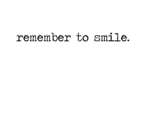 overlay, quote, and smile image
