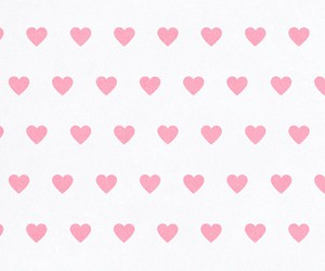 heart, light pink, and wallpaper image