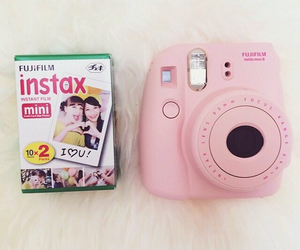 awesome, camera, and instax image