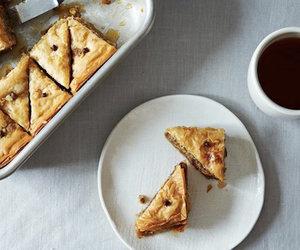 baklava, eat, and good morning image