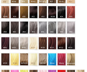 short human hair wigs and more colors hair styles image
